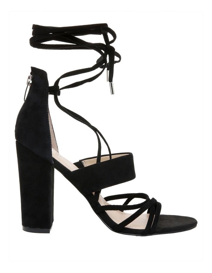 Conesa Black Sandal image 1