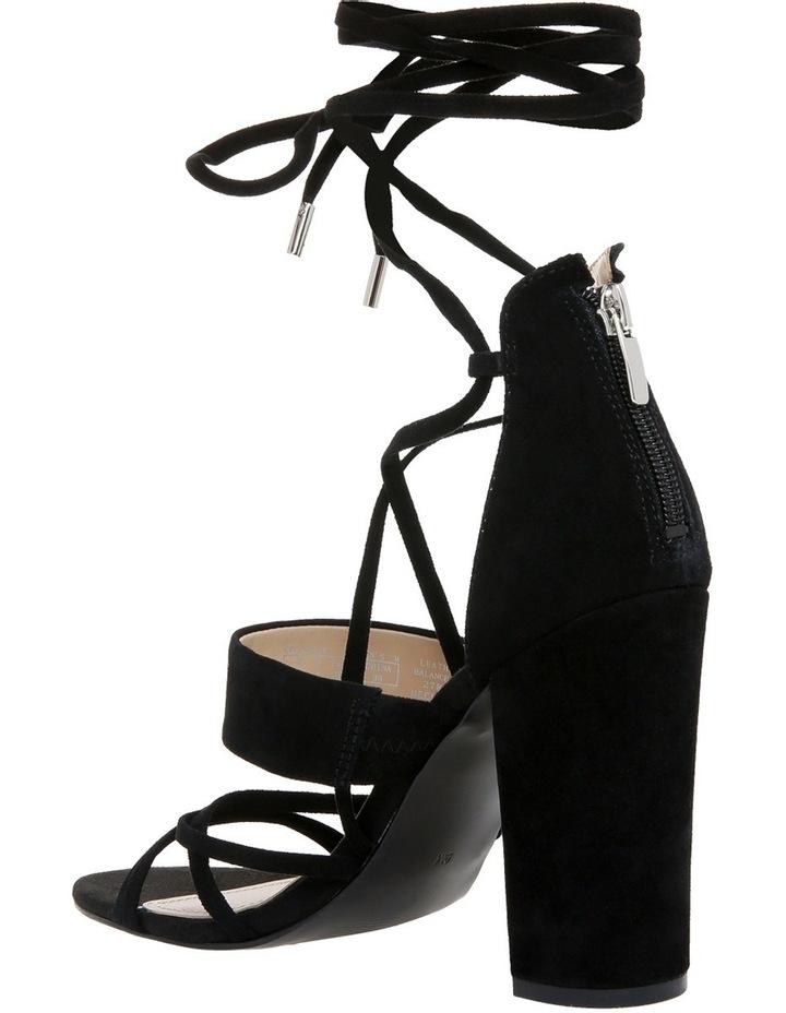 Conesa Black Sandal image 2