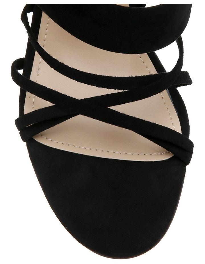 Conesa Black Sandal image 3