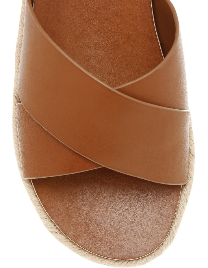 Carran Summer Cognac Sandal image 3