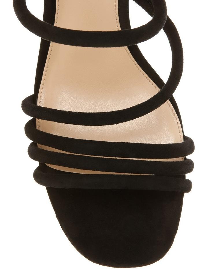 Saral Black Sandal image 3