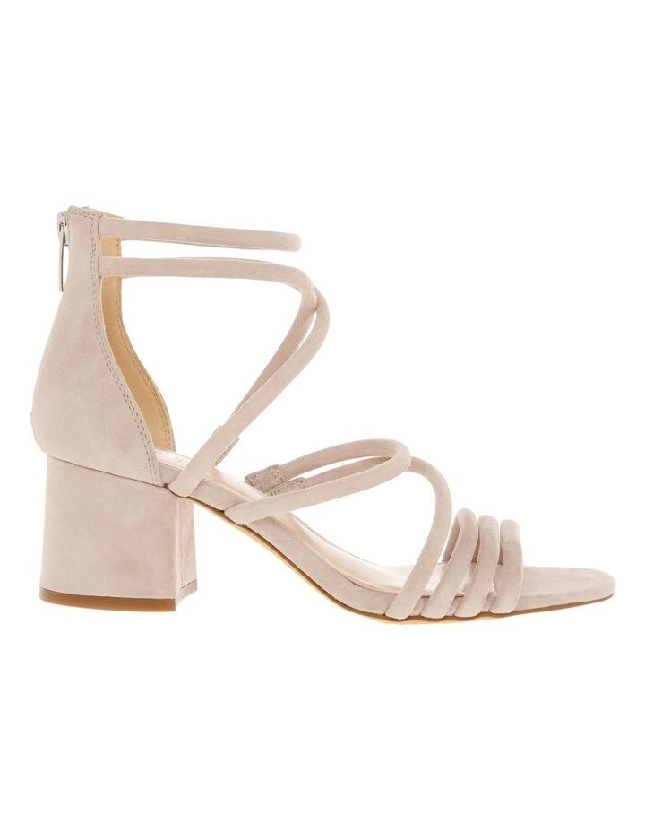 Saral Tipsy Taupe Sandal image 1