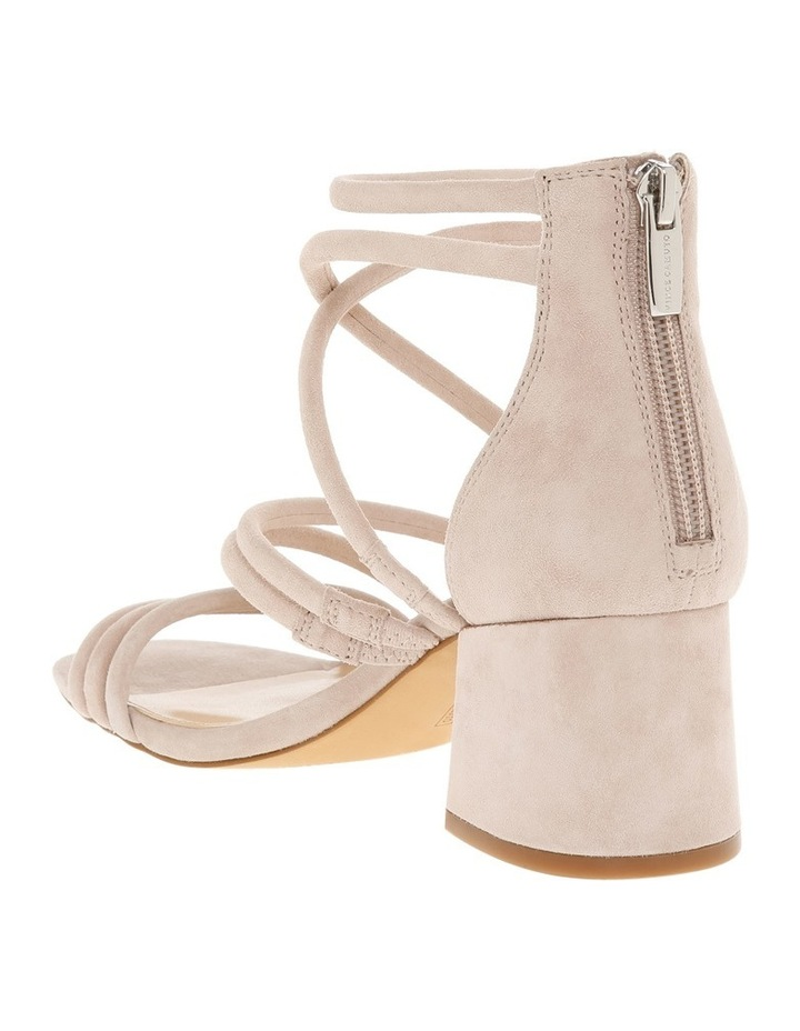 Saral Tipsy Taupe Sandal image 2