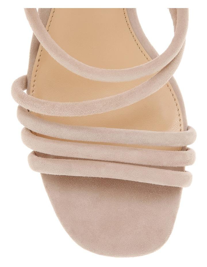 Saral Tipsy Taupe Sandal image 3