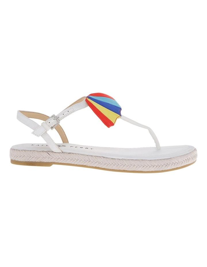 The Shay White Sandal image 1