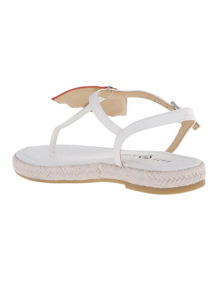 The Shay White Sandal image 2