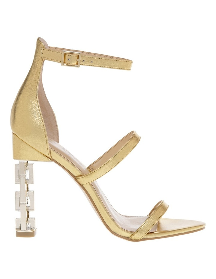 The Vilan Gold Sandal image 1