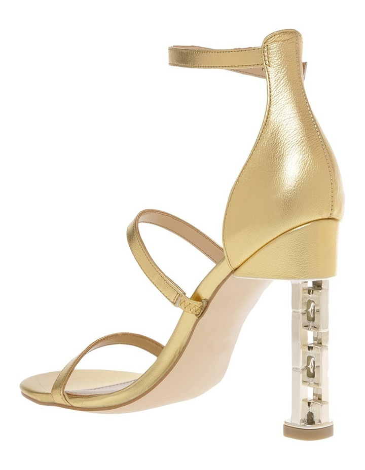 The Vilan Gold Sandal image 2