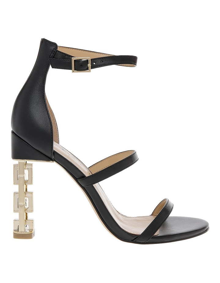 The Vilan Black Sandal image 1