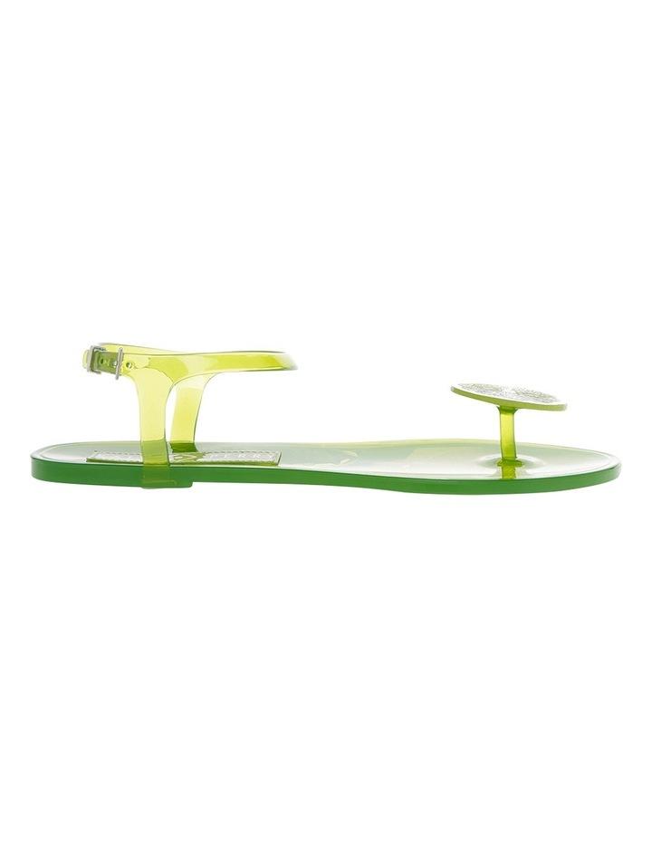The Geli Lime Sandal image 1