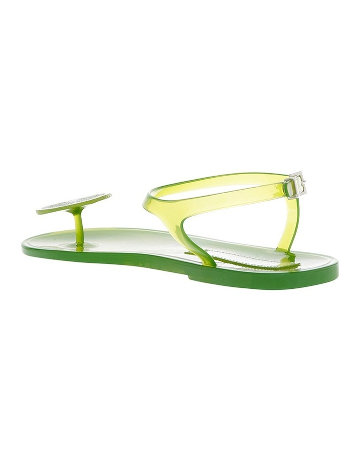 The Geli Lime Sandal image 2