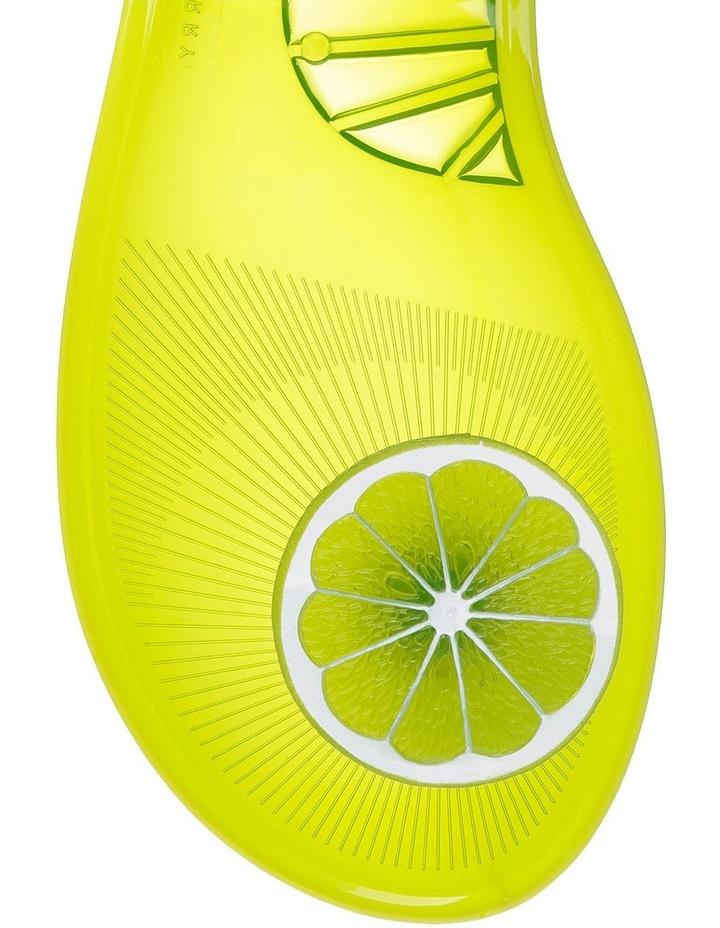 The Geli Lime Sandal image 3