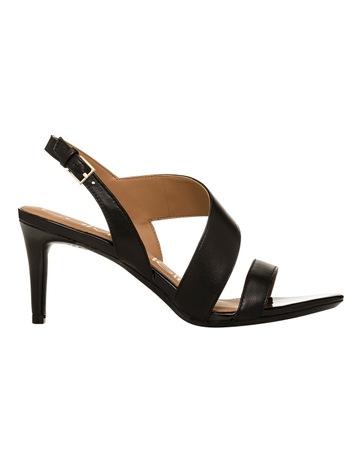 4b3f0e12c05 Calvin Klein Lancy Black Sandal