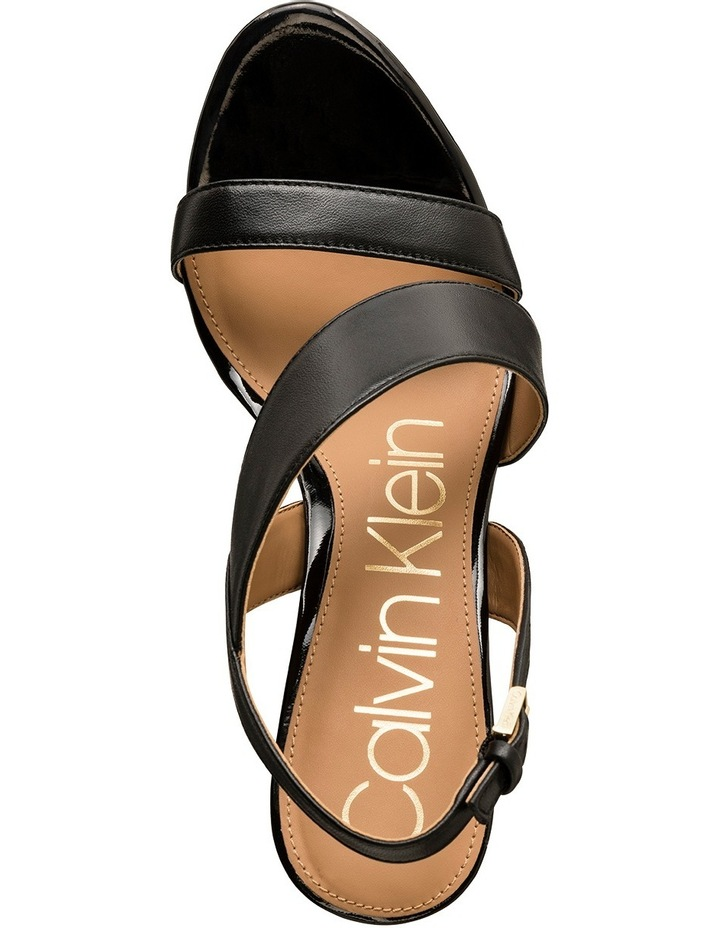 Lancy Black Sandal image 4