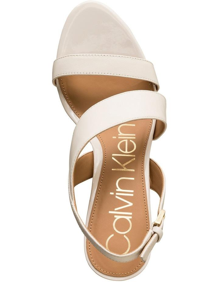 Lancy Soft White Sandal image 4