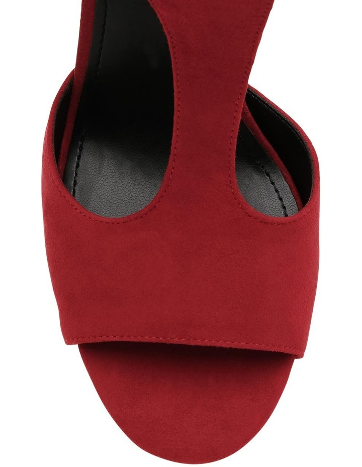 Colby Red Sandal image 3