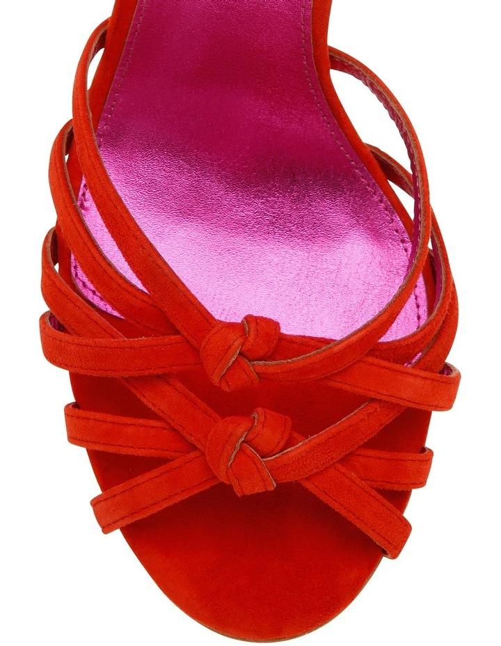 Minnie Red Sandal image 3