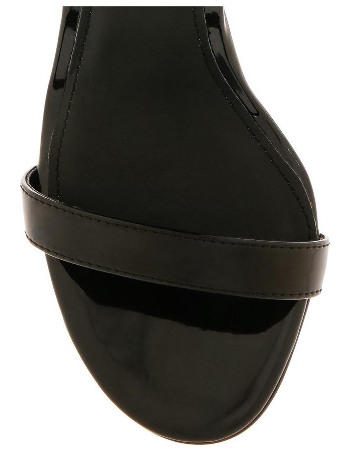 Kahlua Black Sandal image 3