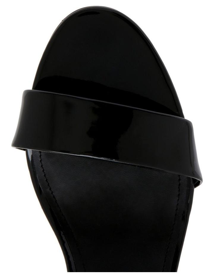 SIERRA K1980002 BLACK SANDAL image 3