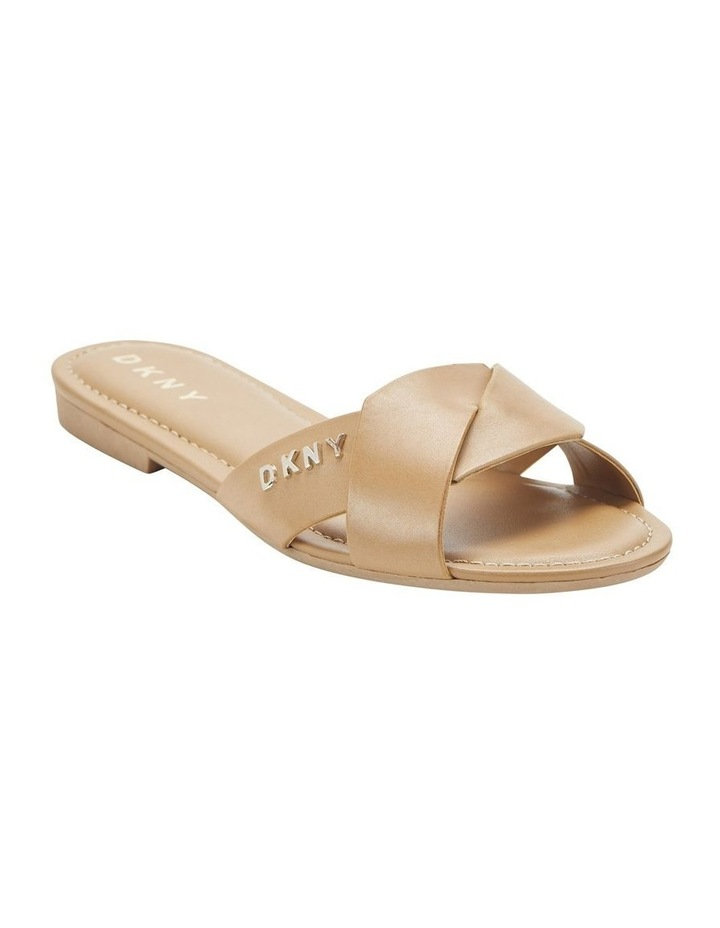 K2933660 Kira Tan Flat Sandal image 2