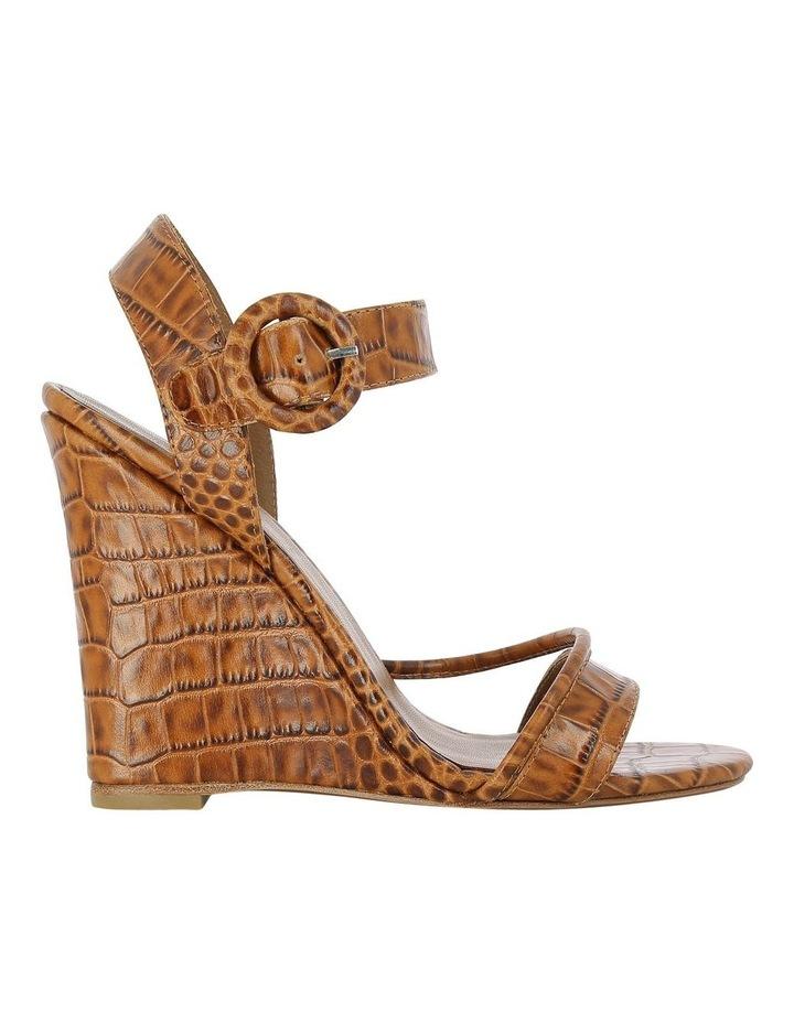 Annie Tan Croc Sandal image 1