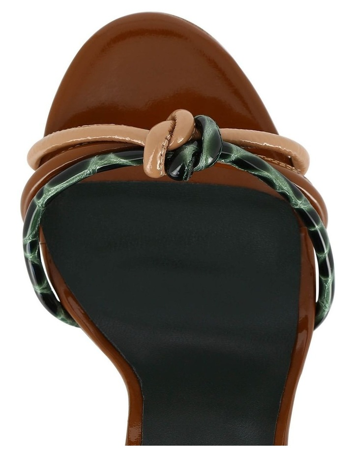 Ursula Tan Multi Sandal image 3
