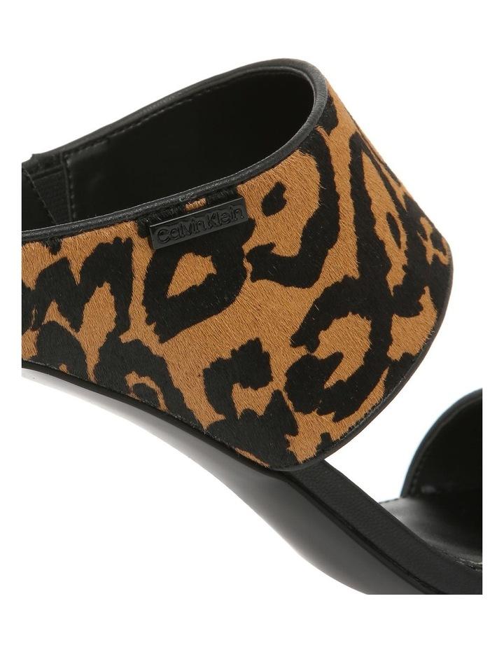 Cecily Haircalf Natural Sandal image 3