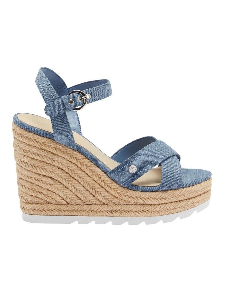 Genisi3 Blue Denim Sandal image 1