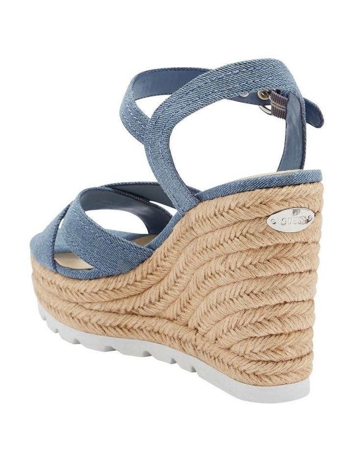 Genisi3 Blue Denim Sandal image 2