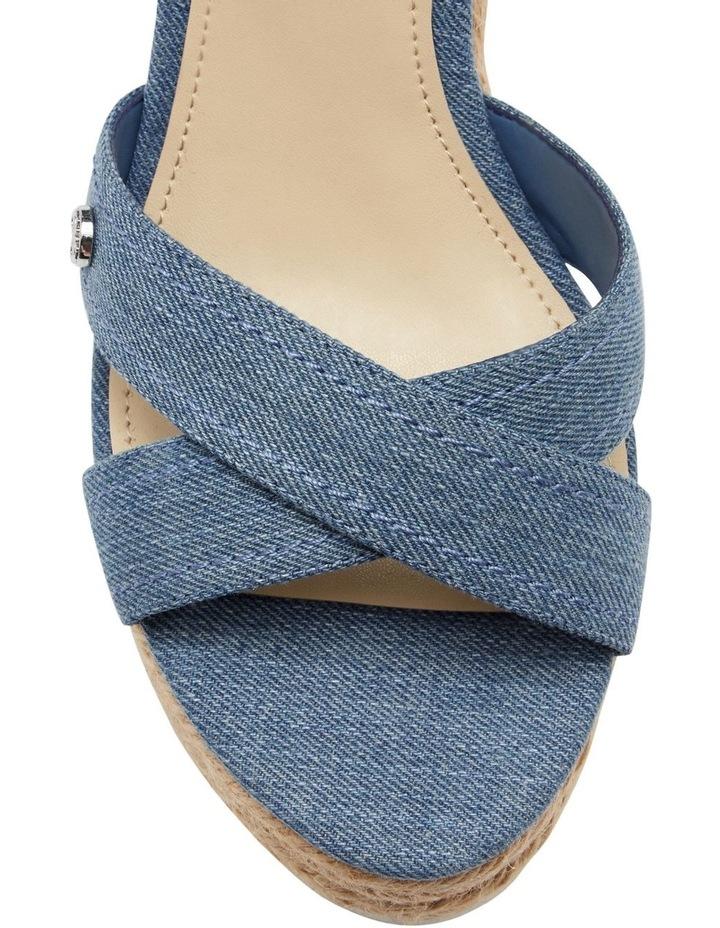 Genisi3 Blue Denim Sandal image 3
