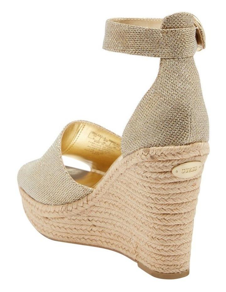 Haleey Gold Sandal image 2