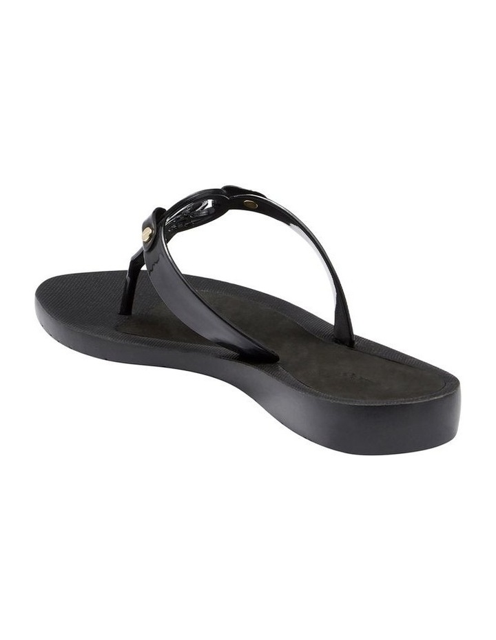 Tyana Black Sandal image 2