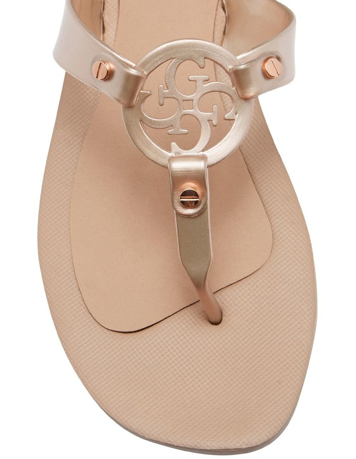 Tyana Rose Gold Sandal image 3