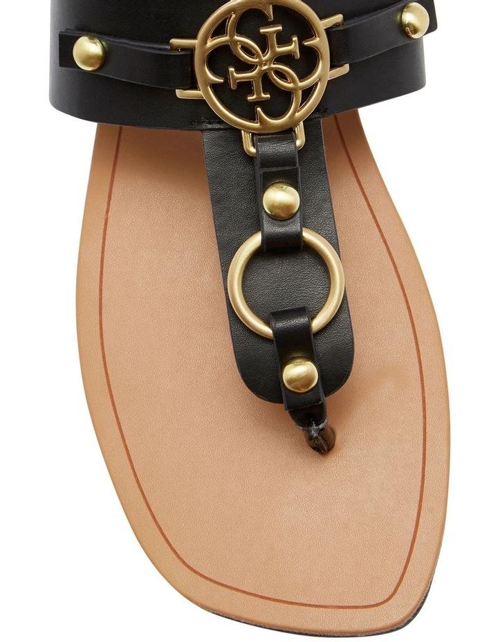 Charin Black Sandal image 3