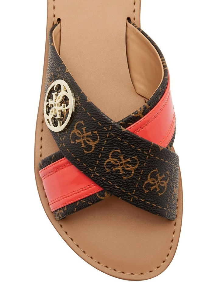 Bridy Brown Multi Sandal image 3