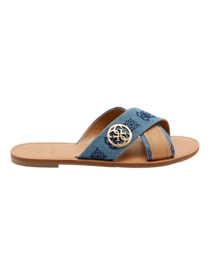 Bridy2 Medium Blue Sandal image 1