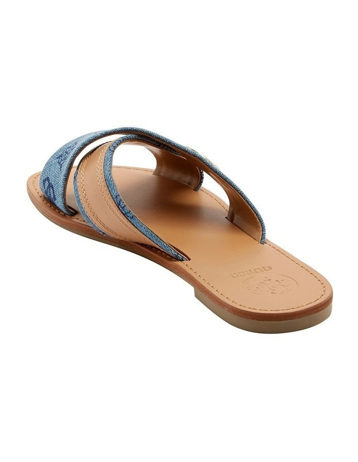 Bridy2 Medium Blue Sandal image 2