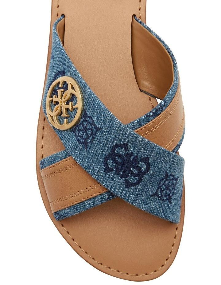 Bridy2 Medium Blue Sandal image 3
