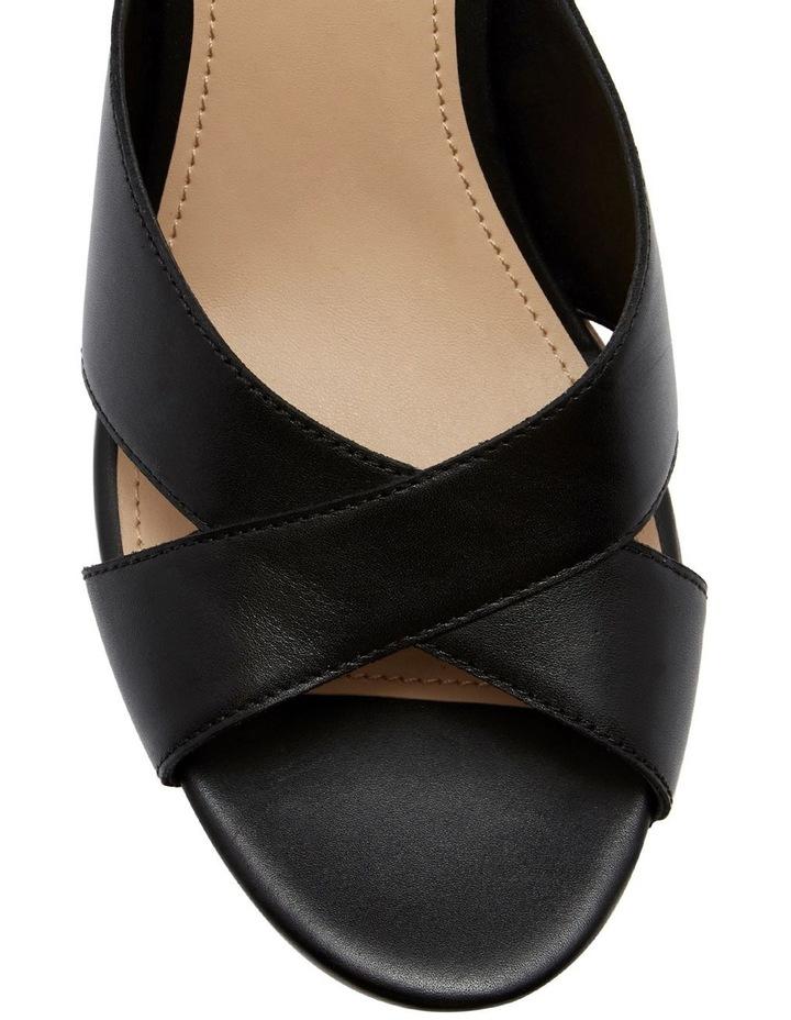Eleonora6 Black Sandal image 3