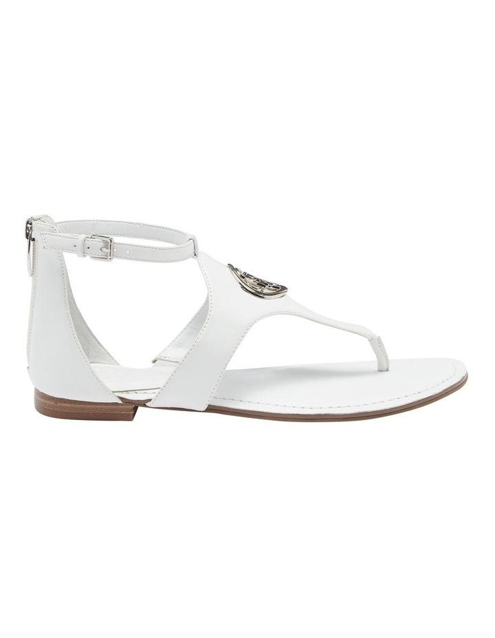 Jeci White Sandal image 1