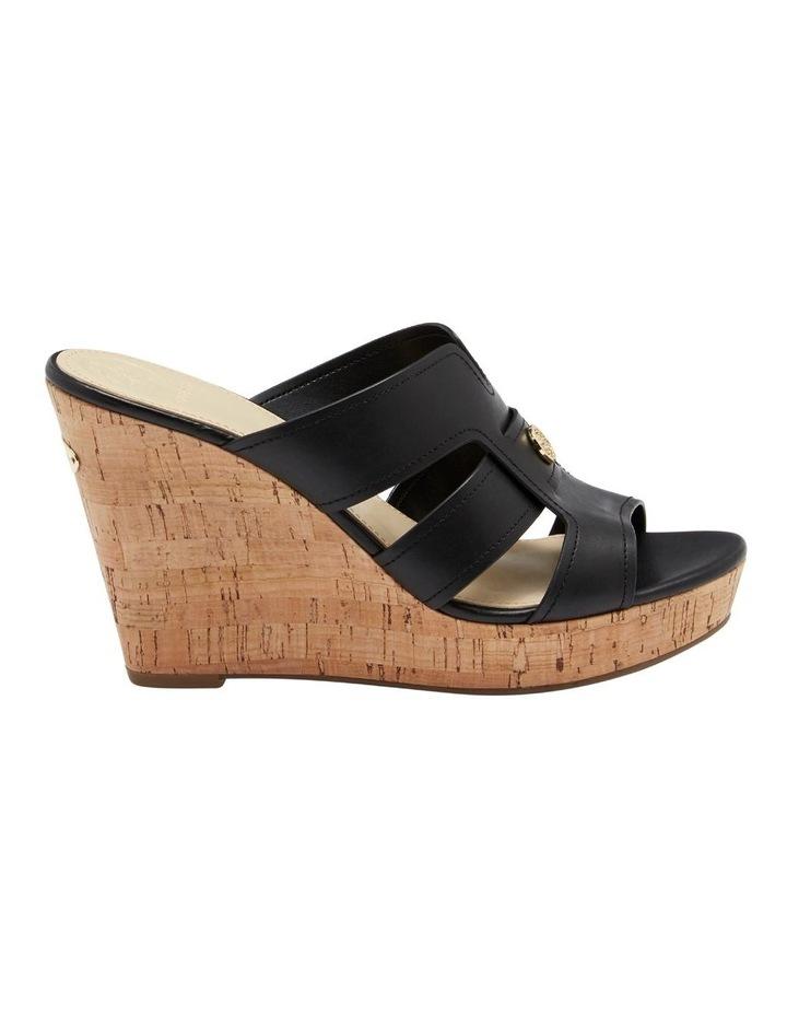 Eadra2 Black Sandal image 1