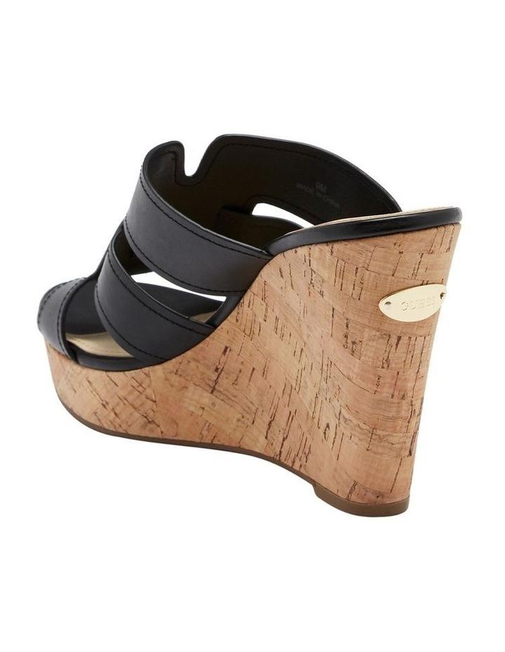 Eadra2 Black Sandal image 2