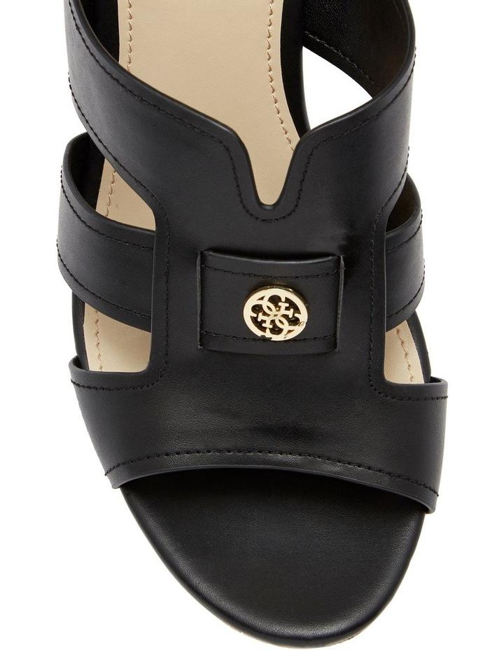 Eadra2 Black Sandal image 3