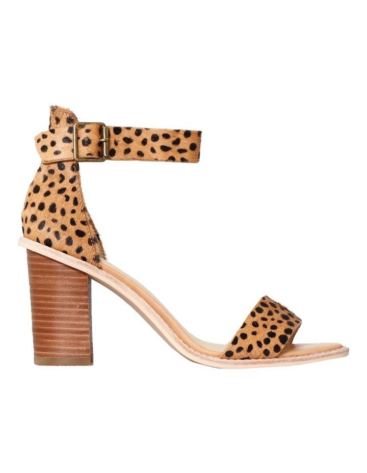Grady Tan Spot Sandal image 1