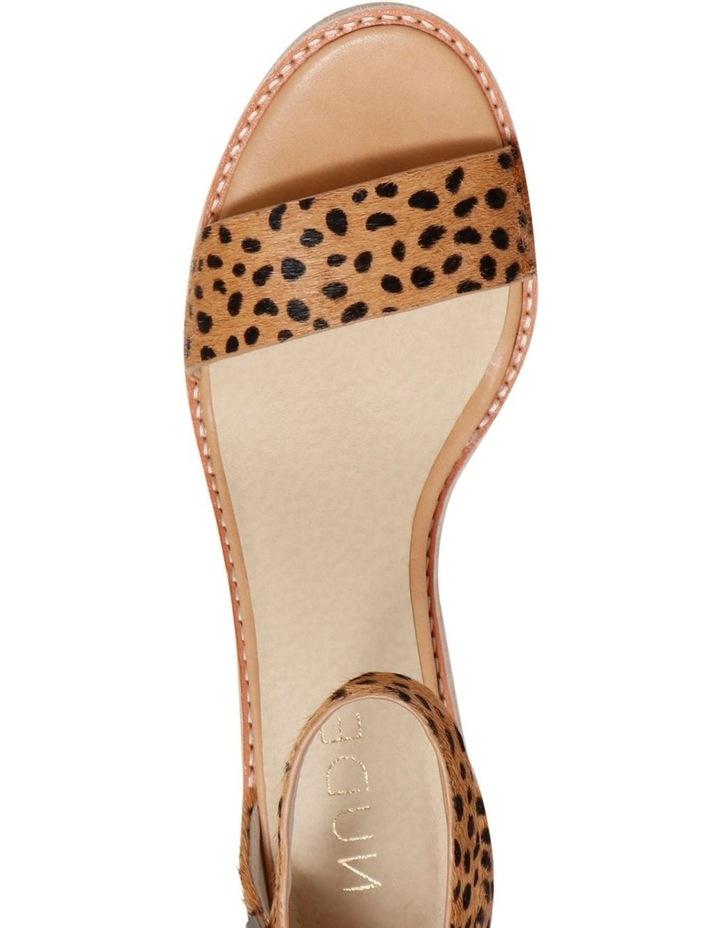 Grady Tan Spot Sandal image 3