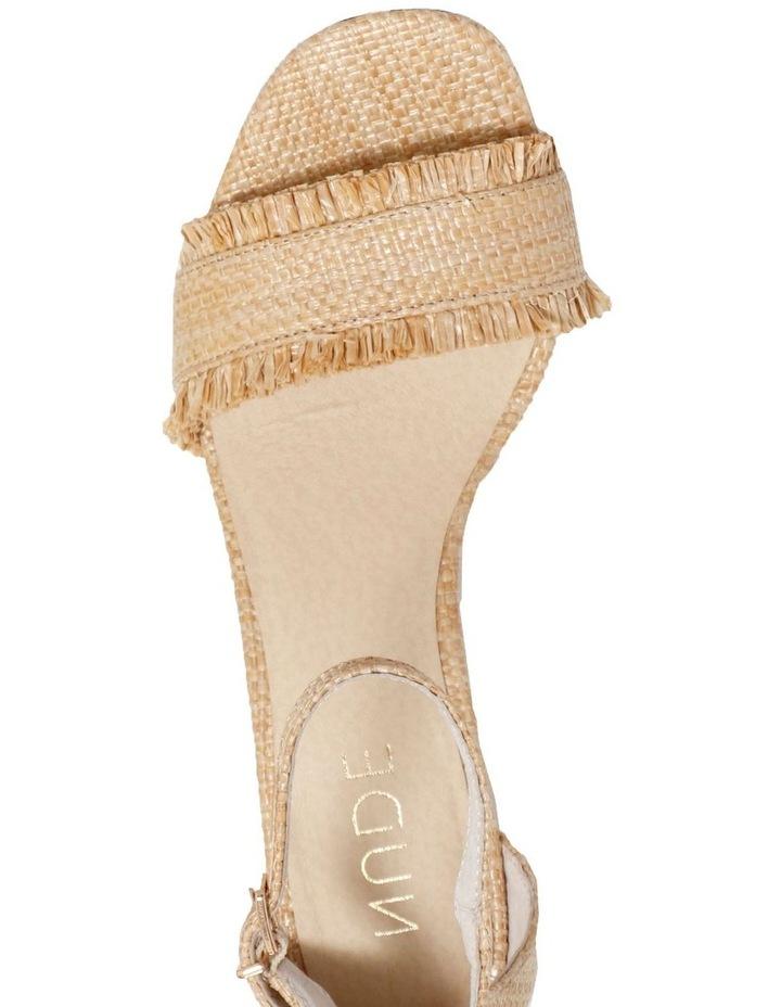 Silence Natural Weave Sandal image 3