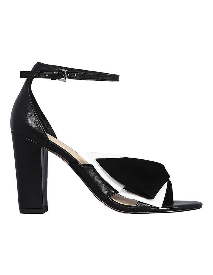 Kiki Black/White Sandal image 1