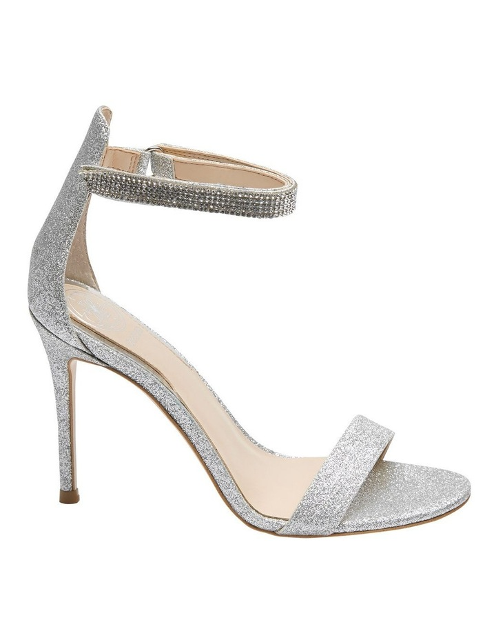 Guess Kahluy White Silver Whitx Sandal