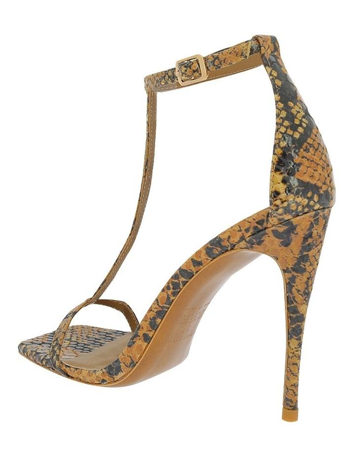 Kat Tan Snake Sandal image 2