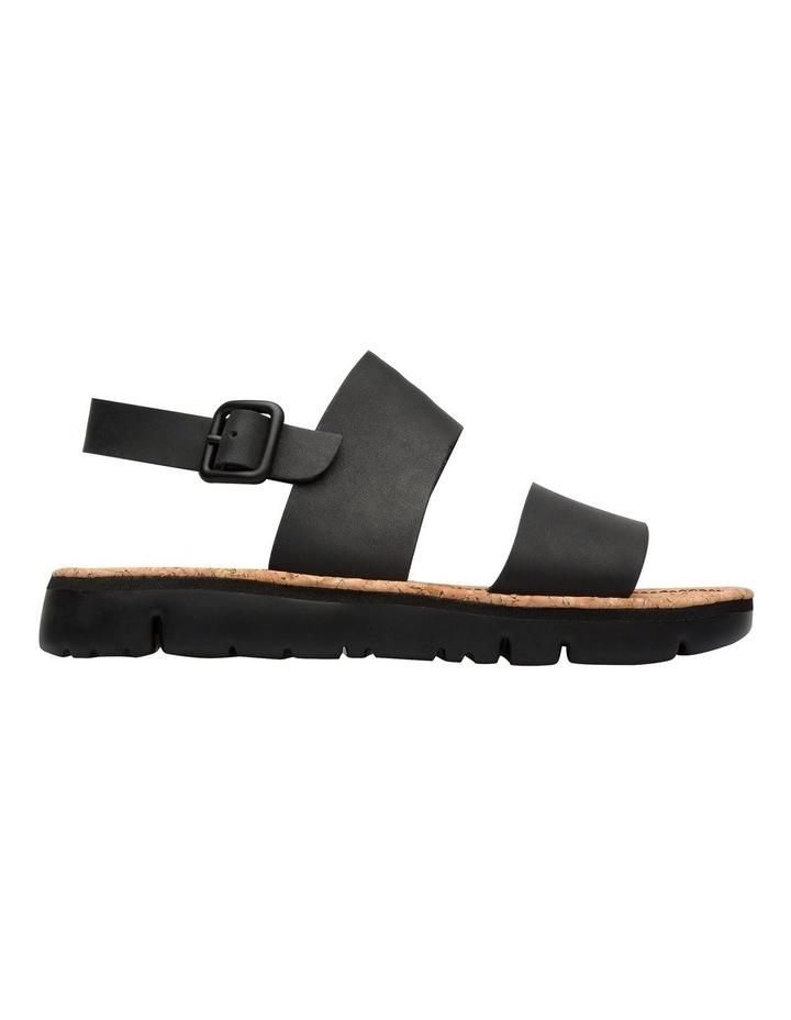 Oruga Black Sandal image 1